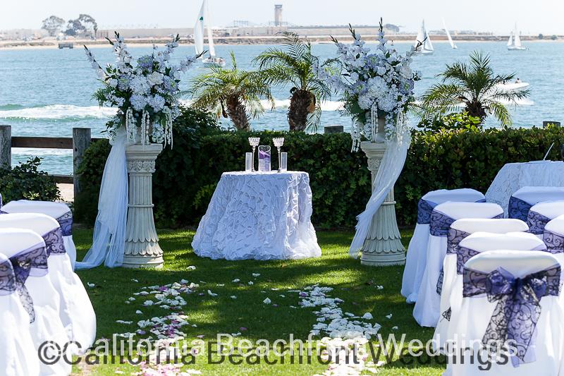 California Beach Front 13 - affordable beach weddings in southern california