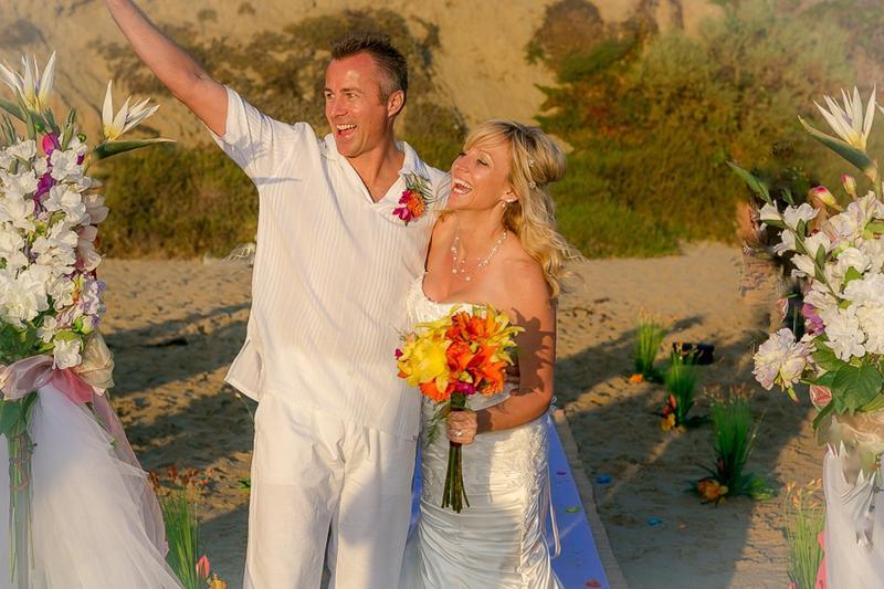 California Beachfront Weddings Laguna Beach Orange County