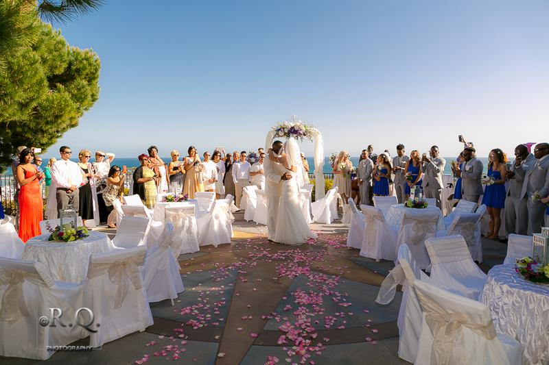 first dance - affordable beach weddings in southern california